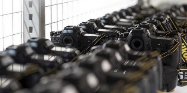 Ngỡ ngàng với kho ống kính DSLR Canon và Nikon phục vụ Olympic PyeongChang 2018
