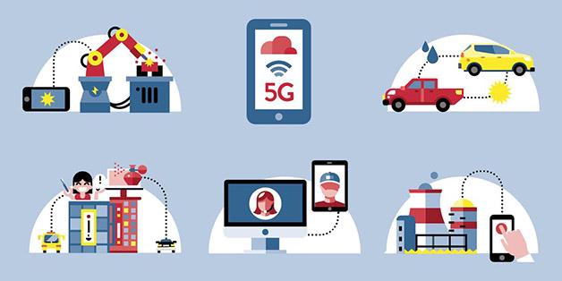 """5G chính thức khởi động kỷ nguyên """"Megatech"""""""