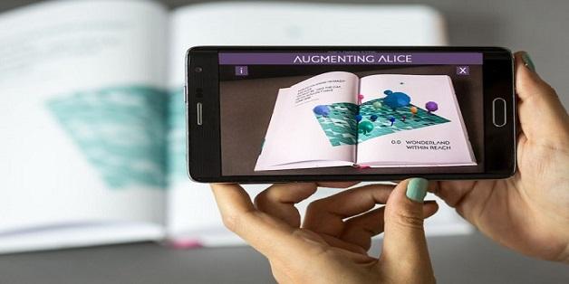 """6 ứng dụng AR """"vui vẻ"""" trên Android"""