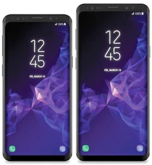 """Chân dung Galaxy S9 trước giờ """"G"""""""