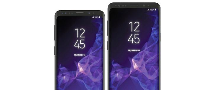Chân dung chi tiết Galaxy S9/s9+ trước giờ G