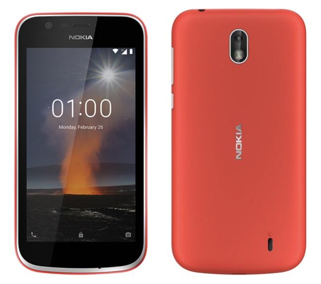 Nokia 1 chính thức ra mắt