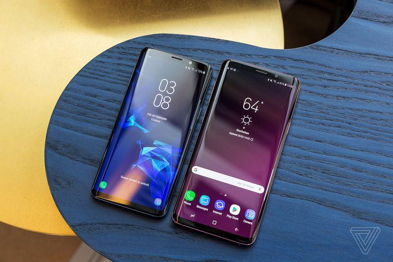 Thông số và cấu hình chính thức Samsung Galaxy S9
