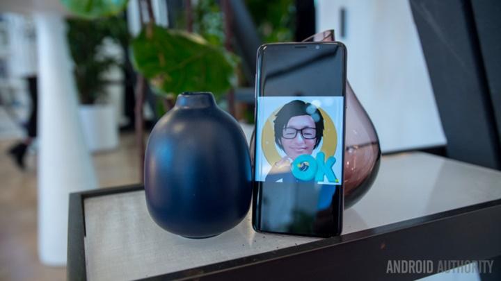 Bộ ảnh đầu tiên được chụp bằng camera của Samsung Galaxy S9