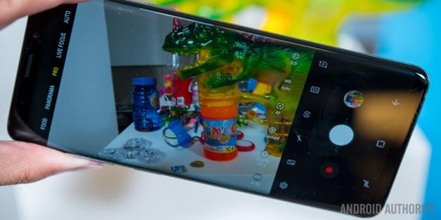 Một số ảnh chụp thử đầu tiên bằng camera của Samsung Galaxy S9