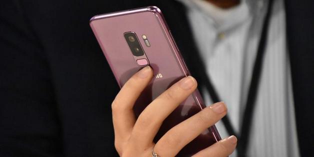 """Samsung không quên """"đá đểu"""" Apple trong sự kiện ra mắt Galaxy S9 và S9+"""
