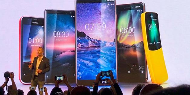 Nokia muốn lọt top 5 nhà sản xuất smartphone trên thế giới trong 3-5 năm tới
