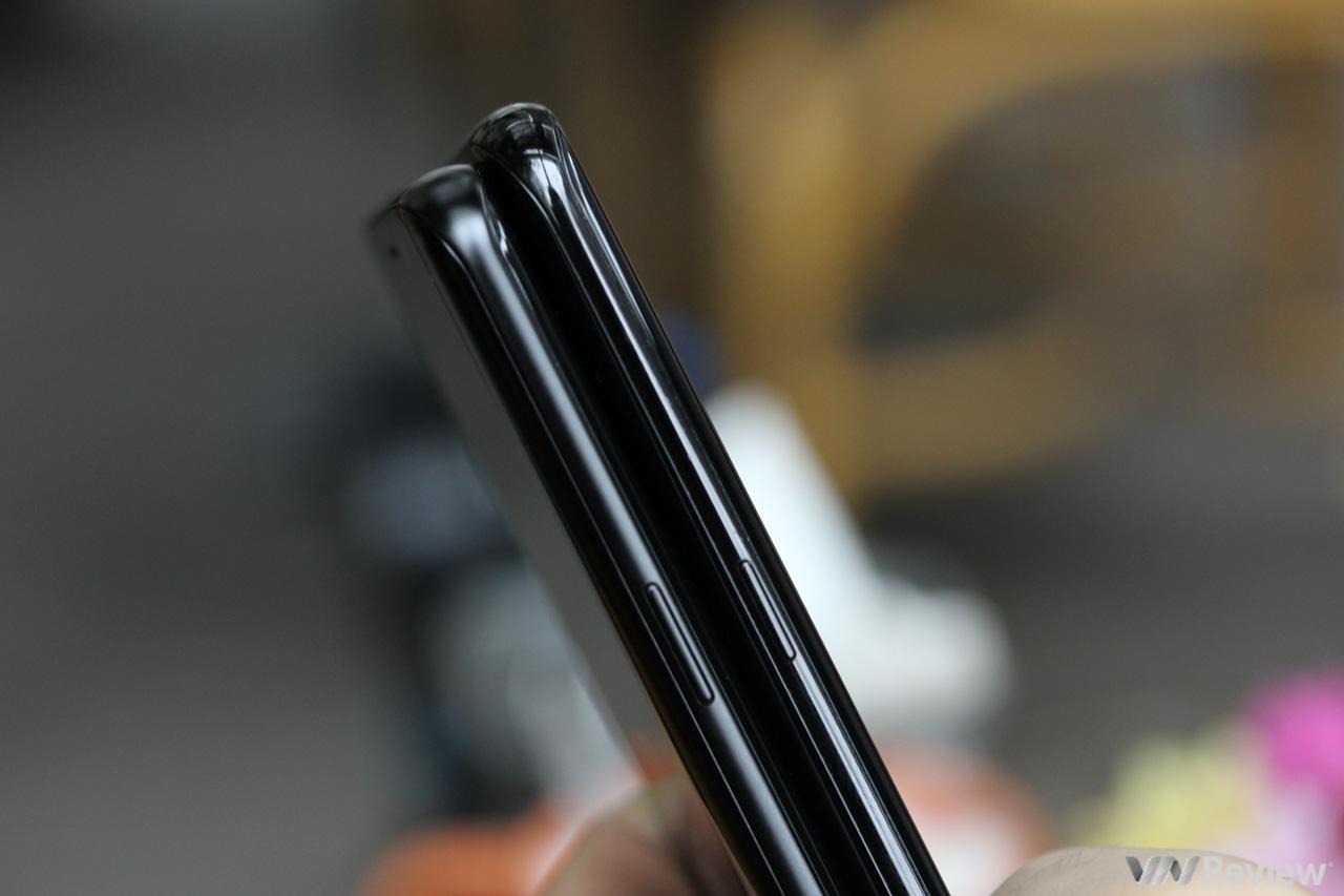 Trên Tay Những Tính Năng Nổi Bật Của Galaxy S9 102
