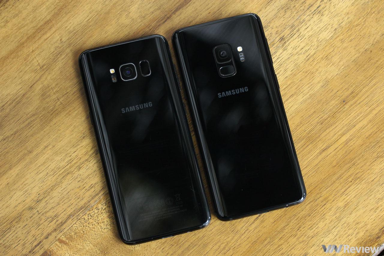 Trên Tay Những Tính Năng Nổi Bật Của Galaxy S9 95
