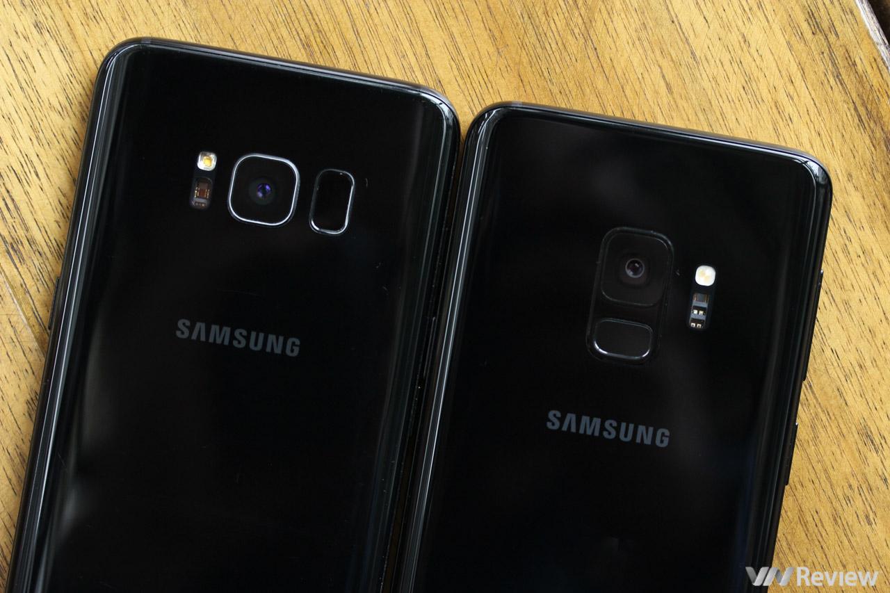 Trên Tay Những Tính Năng Nổi Bật Của Galaxy S9 97