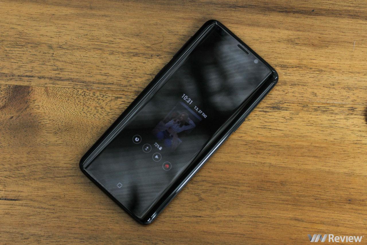 Trên Tay Những Tính Năng Nổi Bật Của Galaxy S9 109