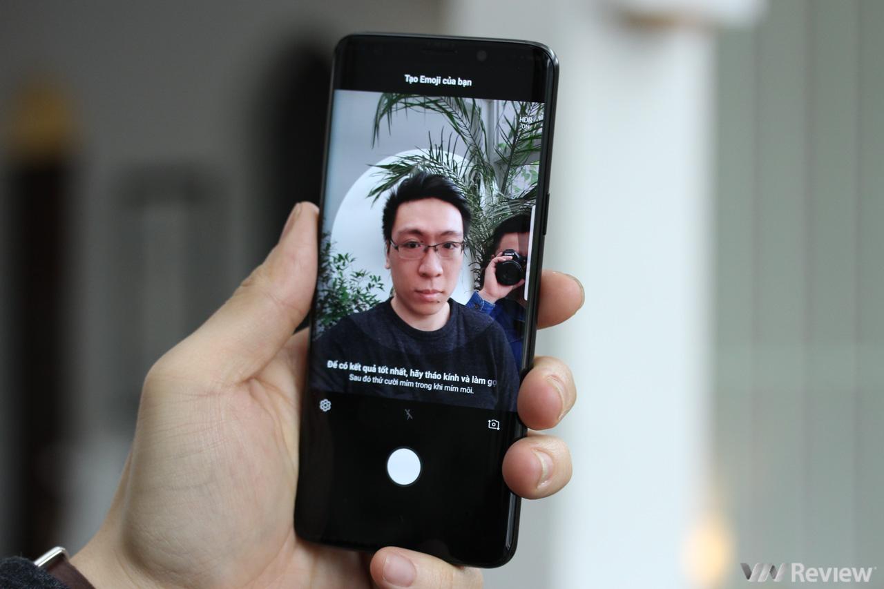 Trên Tay Những Tính Năng Nổi Bật Của Galaxy S9 131