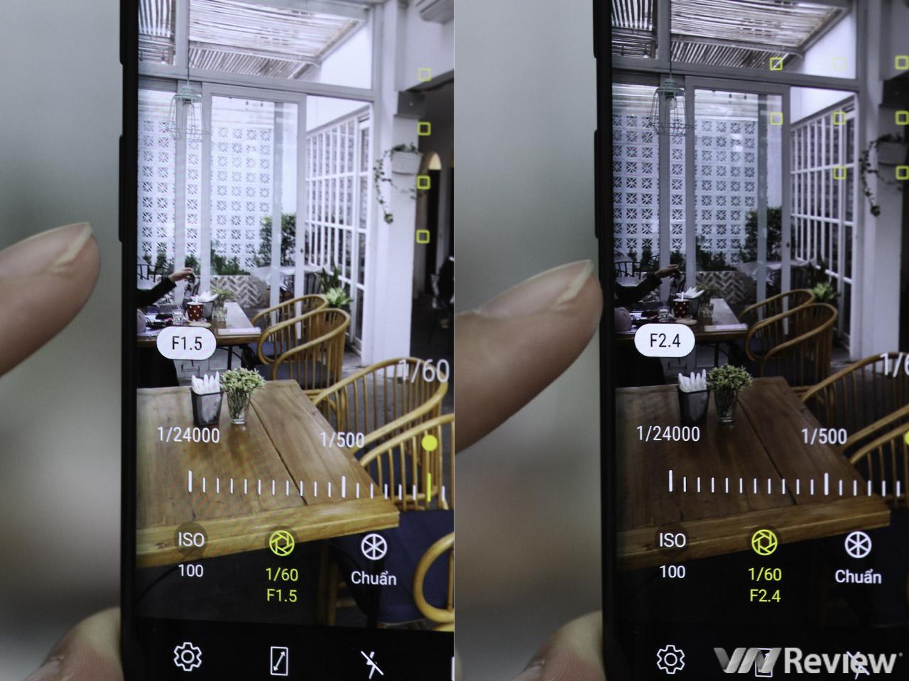 Trên Tay Những Tính Năng Nổi Bật Của Galaxy S9 111