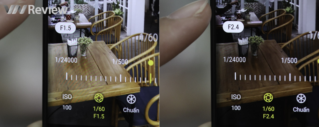 Camera khẩu độ kép trên Samsung Galaxy S9 là gì? Hoạt động ra sao?