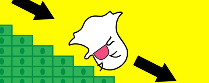 Mỹ nhân thổi bay tỉ đô của Snapchat hay vì ngõ cụt sáng tạo?