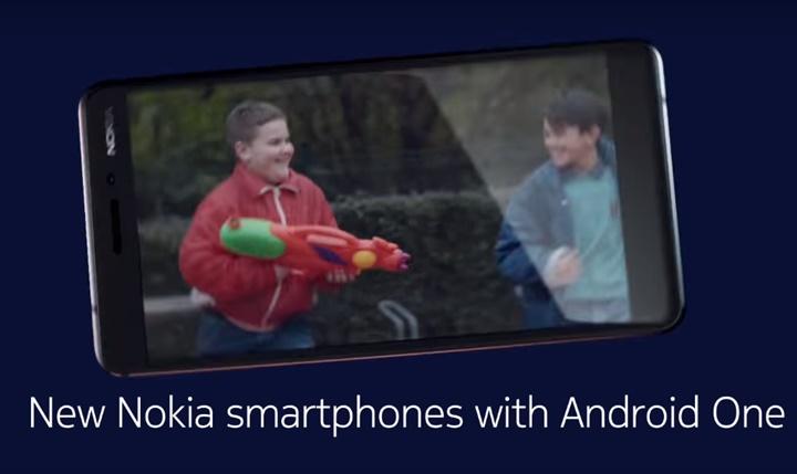 Video quảng cáo đầy ý nghĩa của Nokia: kết nối quá khứ và hiện tại