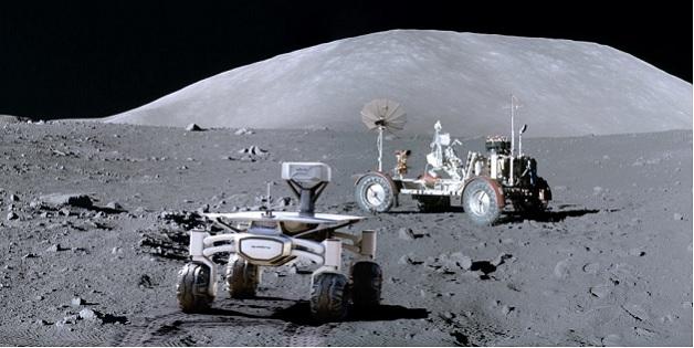 Nokia và Vodafone sẽ cùng hợp tác mang 4G lên mặt trăng