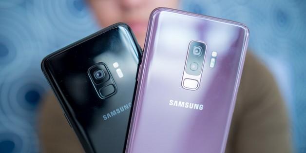 9 tính năng ấn tượng nhất trên Galaxy S9 và Galaxy S9+