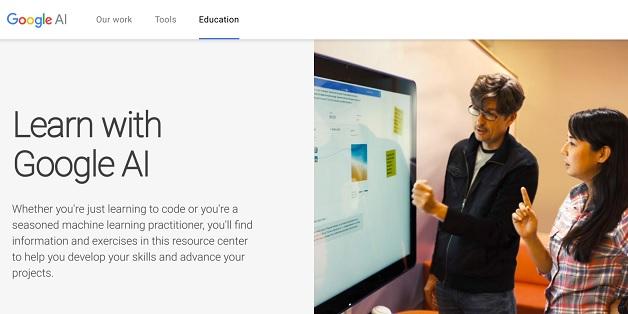 Google tung ra các khóa học trực tuyến hoàn toàn miễn phí về AI và Machine learning