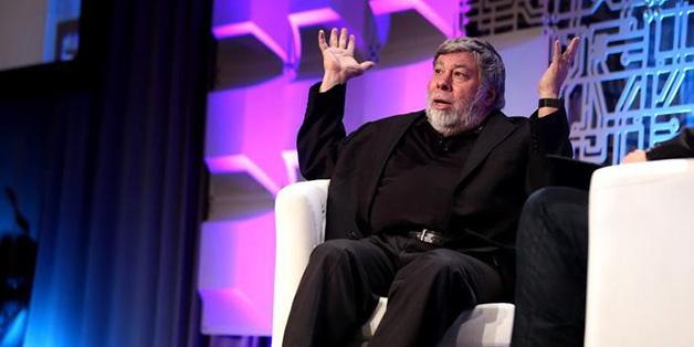 Đến cả đồng sáng lập Apple Steve Wozniak cũng bị lừa mất 7 bitcoin