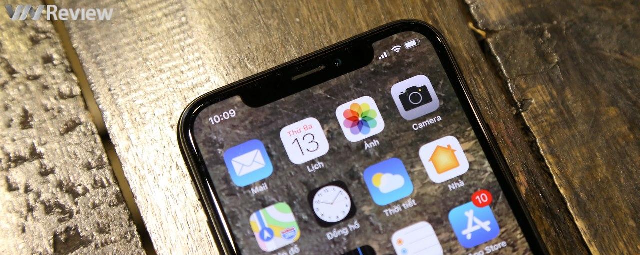 Điện thoại Android sao chép tai thỏ. Lỗi tại iPhone X?