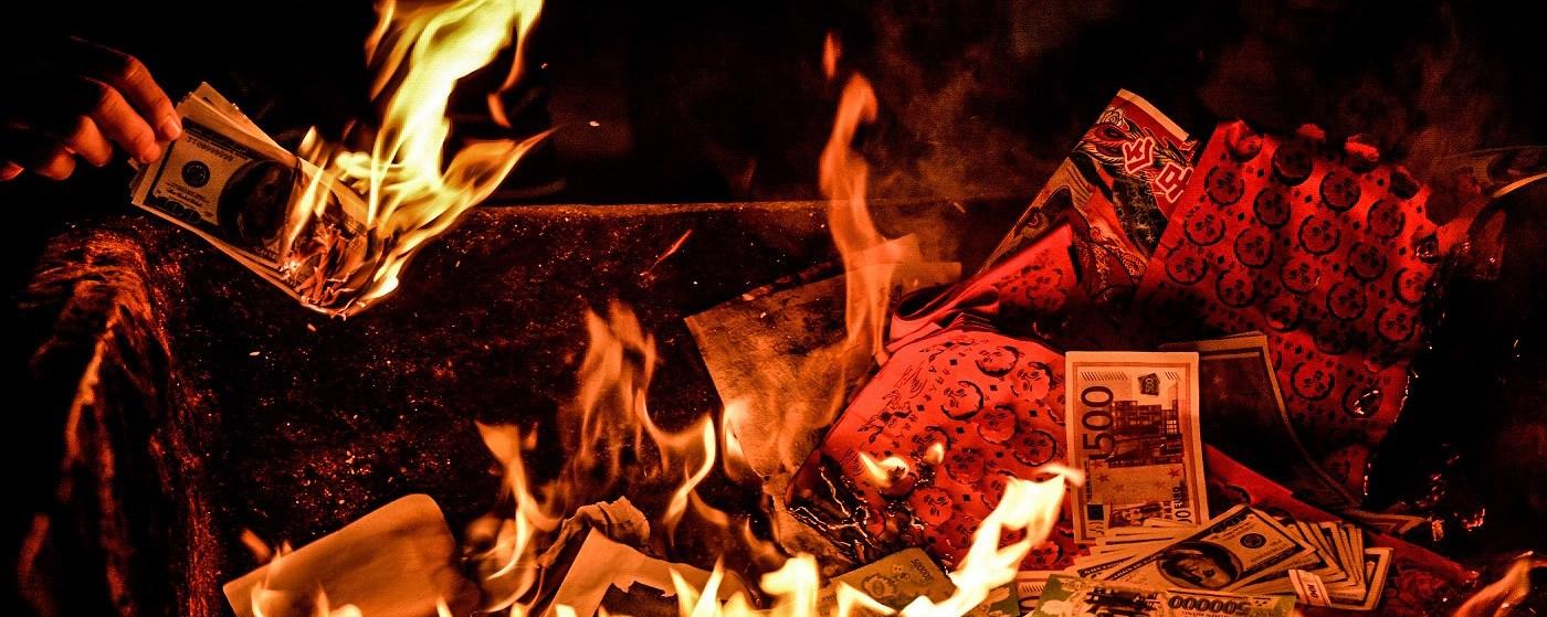 Nguồn gốc sâu xa của tập tục đốt vàng mã trong tâm thức người cổ đại (phần 1)