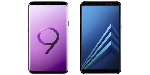 Samsung giới thiệu phiên bản Galaxy S9 và Galaxy A8 Enterprise Edition dành cho doanh nghiệp