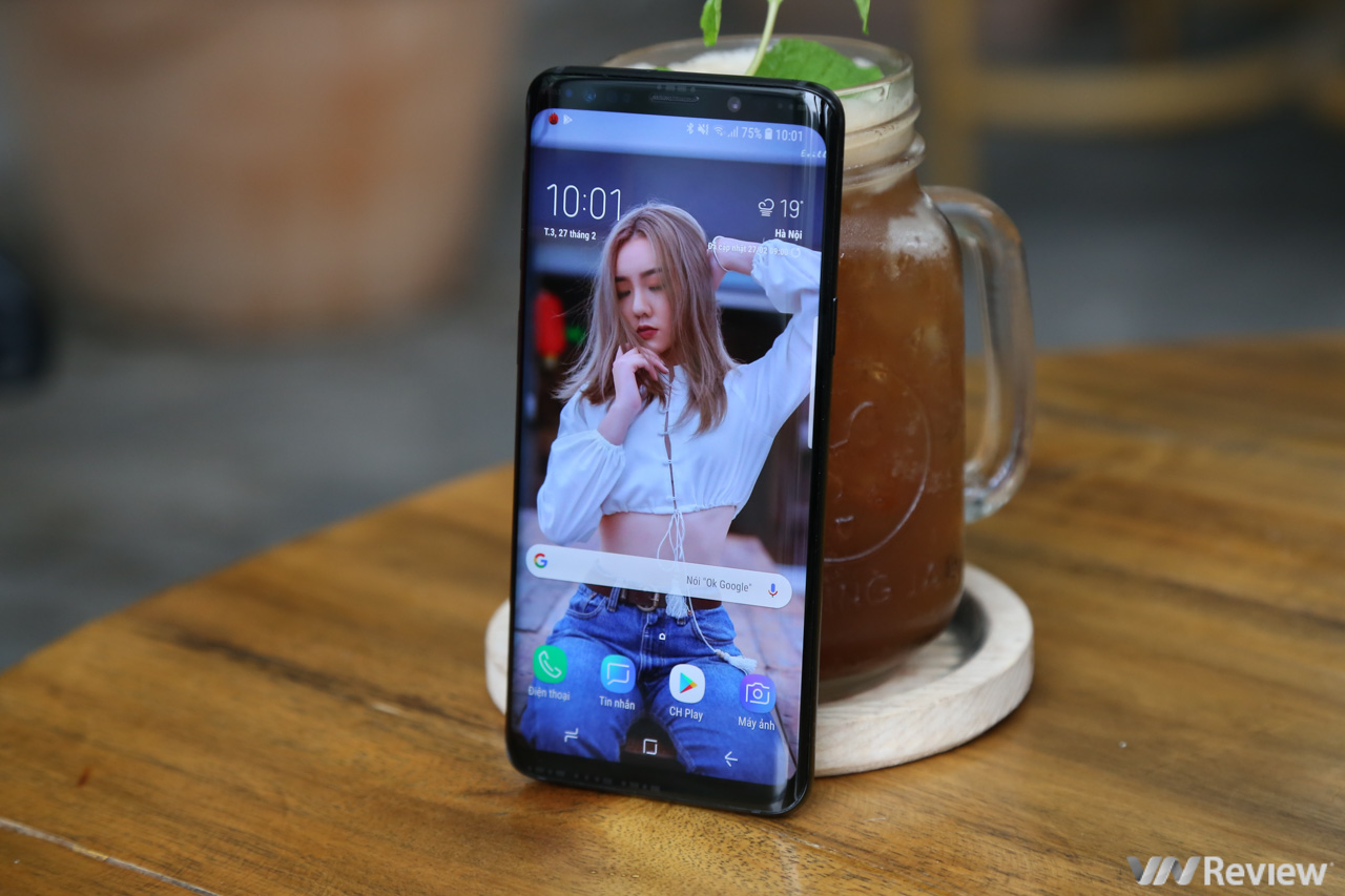 Samsung Galaxy S9/S9+ chính thức bán ra tại Việt Nam từ 16/3, giá từ 19,99 triệu, cho đổi máy cũ lấy máy mới