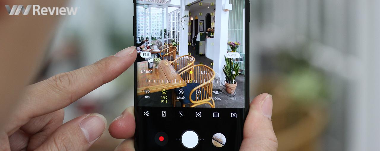 Trải nghiệm camera 2 khẩu của Galaxy S9: Cải thiện lớn về chi tiết và chụp thiếu sáng