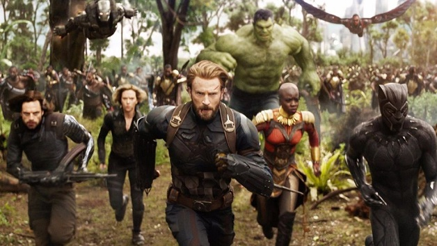 Đây là những hình ảnh mới nhất của các nhân vật trong Avengers: Infinity War