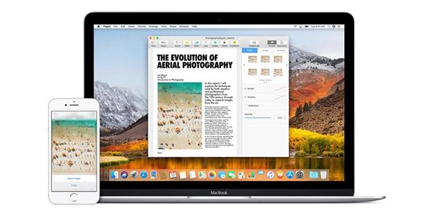 Copy/Paste nội dung giữa Mac với iPhone/iPad cực kỳ dễ dàng với Universal Clipboard
