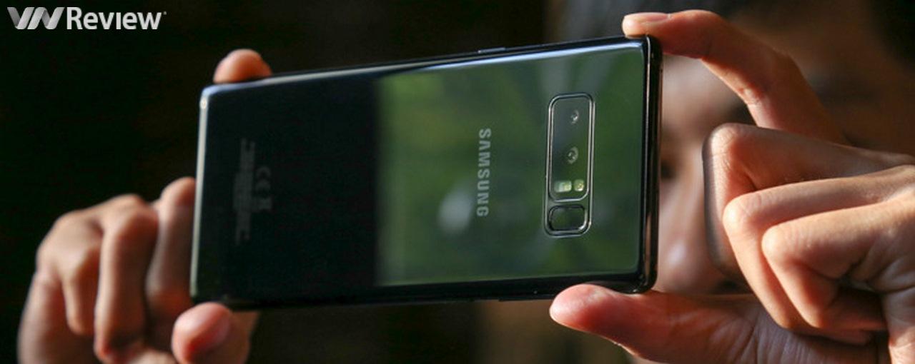 6 tính năng giúp Galaxy Note9 trở nên vượt trội hơn so với Galaxy S9