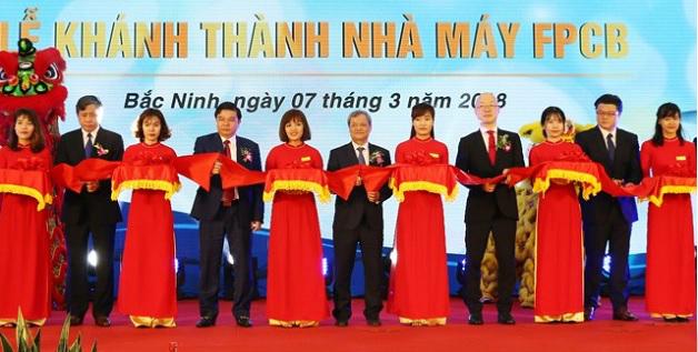 """Bắc Ninh có thêm nhà máy sản xuất linh kiện điện tử """"triệu đô"""" chính thức hoạt động"""