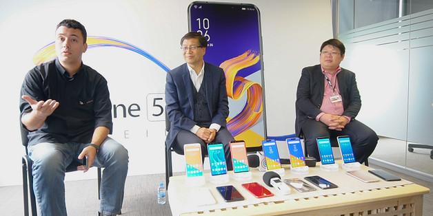 "CEO ASUS: Nói về ""tai thỏ"", liệu Apple có sao chép Essential Phone?"