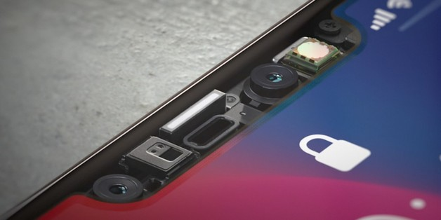 """Tại sao các nhà sản xuất Android đã nhái """"tai thỏ"""" lại không sao chép nốt Face ID?"""