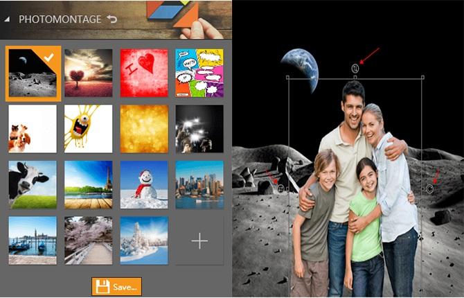 Chỉnh sửa ảnh chuyên nghiệp với phần mềm Fotophire