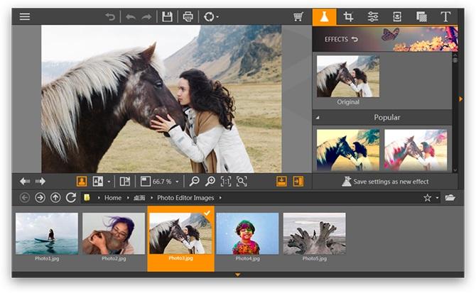 Chỉnh sửa ảnh chuyên nghiệp với phần mềm Fotophire - VnReview - Tư vấn