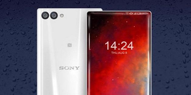 Sony sắp có smartphone không viền màn hình độ phân giải 4K?