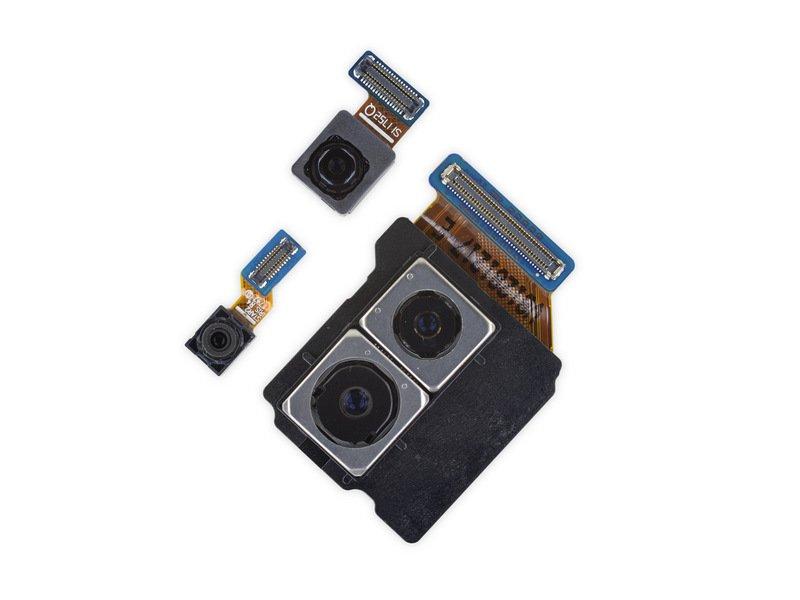 Mổ bụng Galaxy S9+: khó tháo gỡ, linh kiện kiểu module, thay thế từng phần tốt - ảnh 5