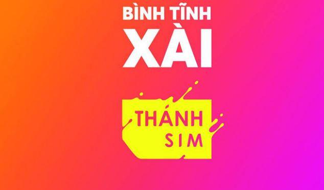 Vietnamobile thay đổi truyền thông Thánh SIM, công bố phí duy trì 20.000 đồng/tháng