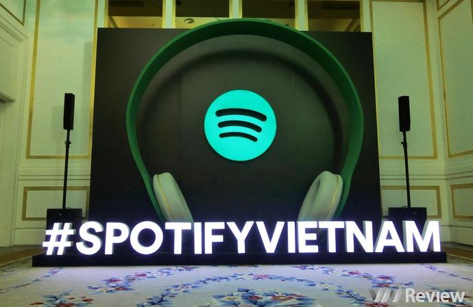 Spotify chính thức ra mắt tại Việt Nam, bản Premium giá 59 ngàn đồng/tháng