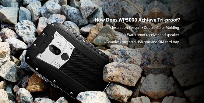 WP5000 bị ô tô cán và dùng búa thép đập