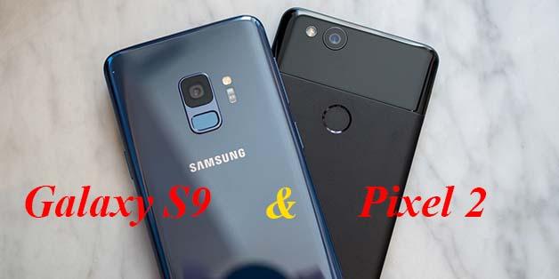 Đọ khả năng chụp thiếu sáng giữa Galaxy S9+ và Pixel 2 XL