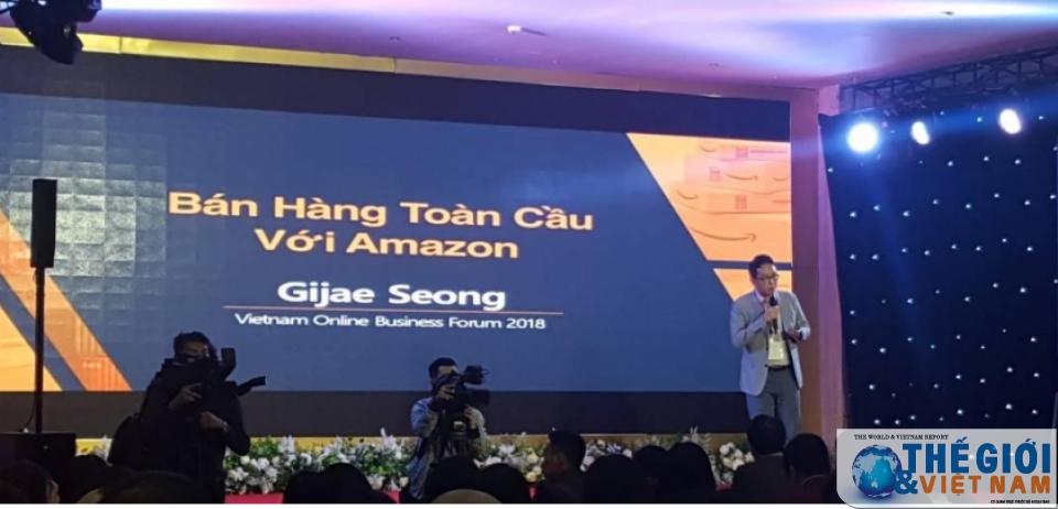 Amazon chính thức bước chân vào thị trường Việt Nam