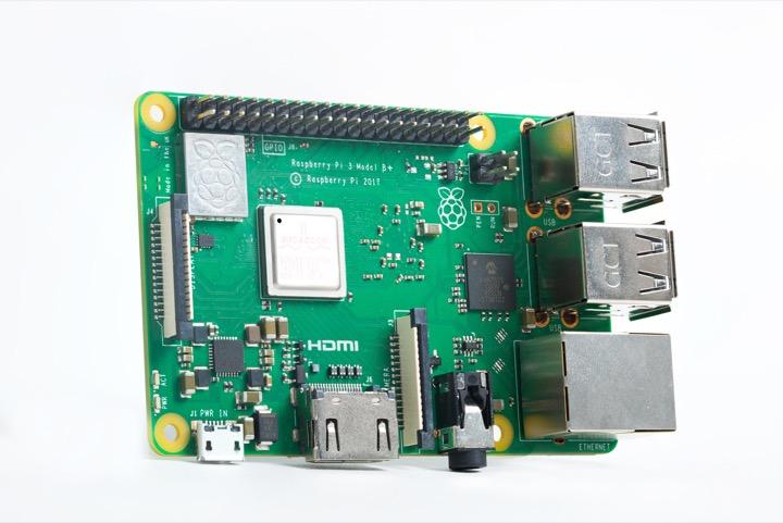 Raspberry Pi 3 nâng cấp với vi xử lý mạnh hơn - ảnh 1