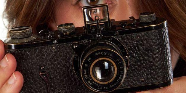 Leica 0-Series no. 122 trở thành chiếc máy ảnh đắt nhất thế giới, có giá 2,96 triệu USD
