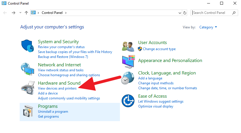 Hướng dẫn đổi tên máy in trên Windows 10