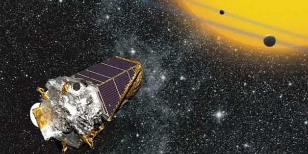 """""""Thợ săn hành tinh"""" - tàu không gian Kepler sắp cạn kiệt nhiên liệu"""