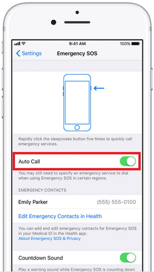 Người dùng iPhone, Apple Watch vô tình thiết lập tính năng khẩn cấp trên thiết bị