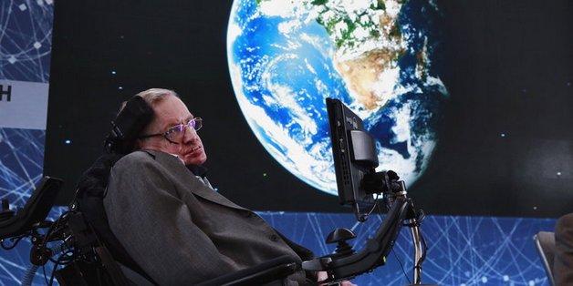 14 câu nói để đời của thiên tài vật lý Stephen Hawking